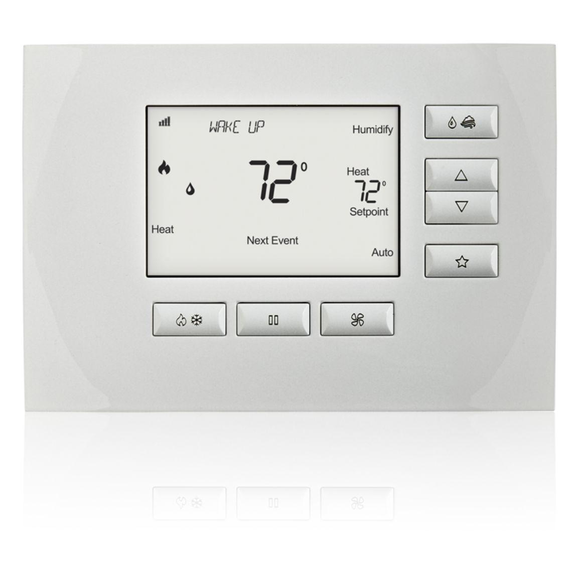 Juhtmeta termostaat